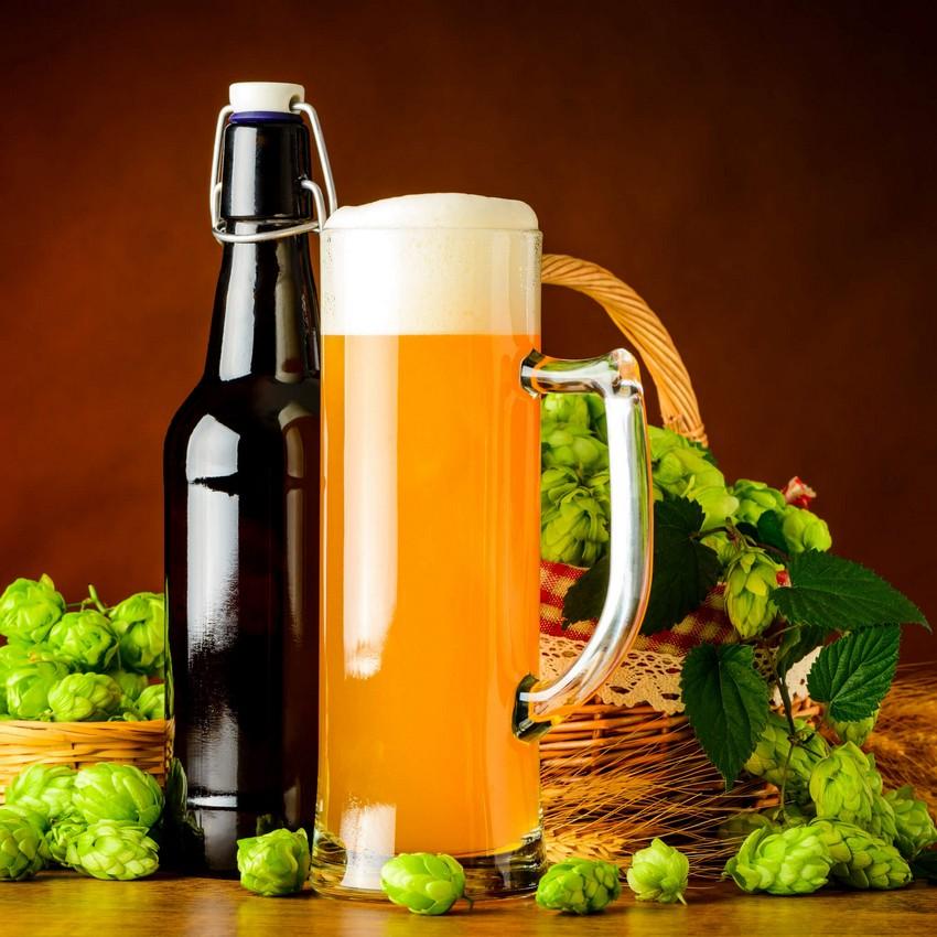 Как варят безалкогольное пиво