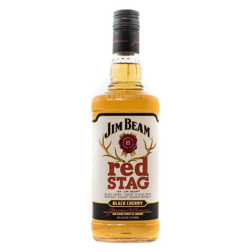 Все о бурбоне Jim Beam Red Stag